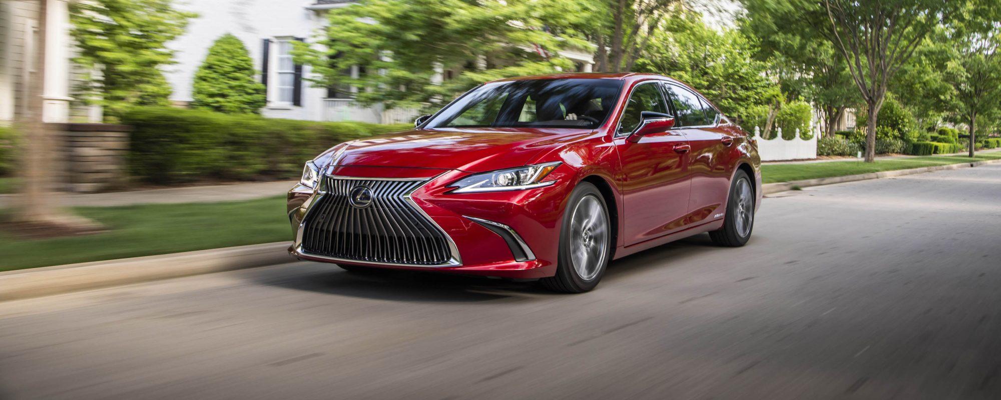 """Nieuwe Lexus ES """"China Car of the Year 2019"""""""