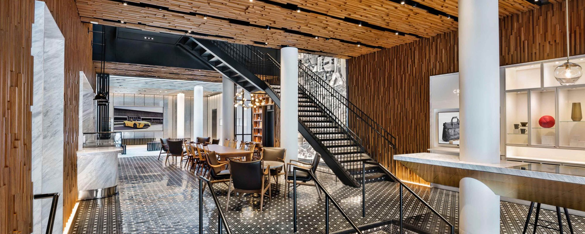 INTERSECT BY LEXUS opent in New York