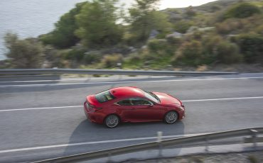 10-Lexus-RC-300h-Radiant-Red-dynamic