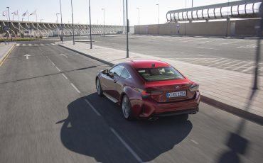 26-Lexus-RC-300h-Radiant-Red-dynamic