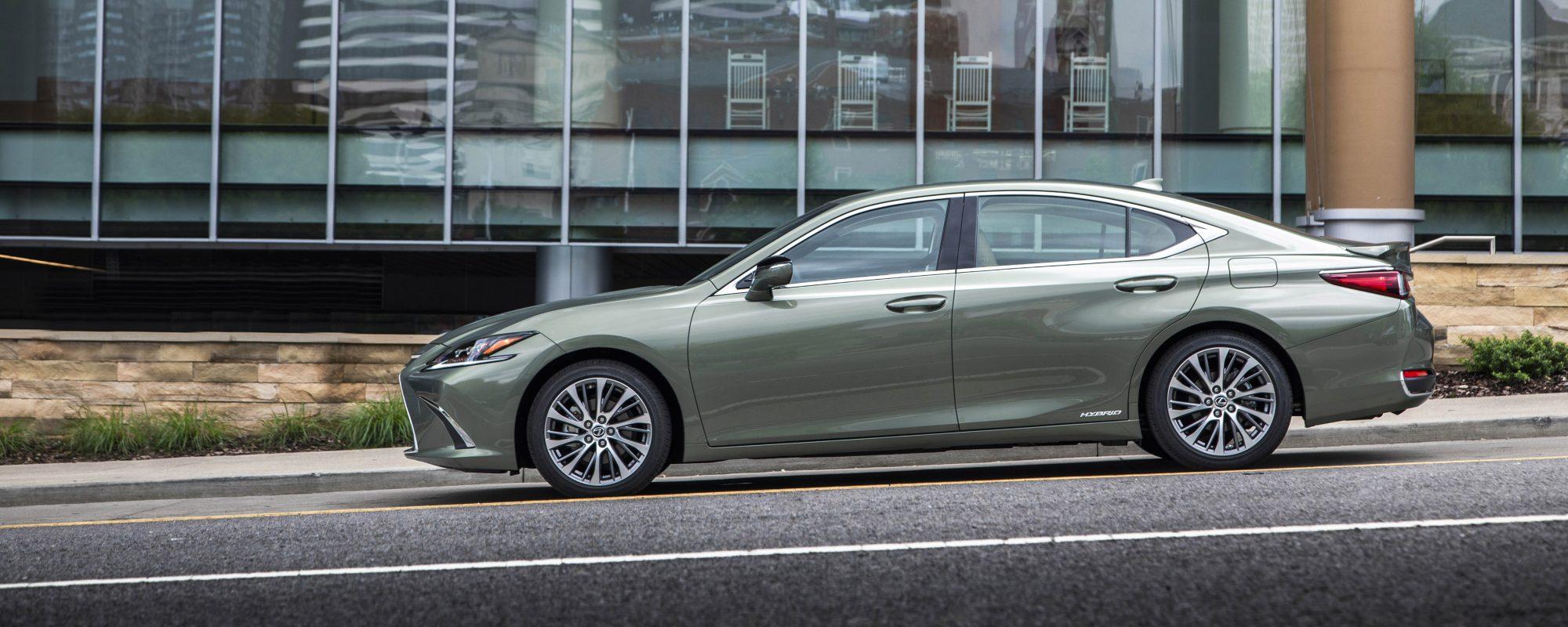 Lexus voor achtste jaar op rij het betrouwbaarst
