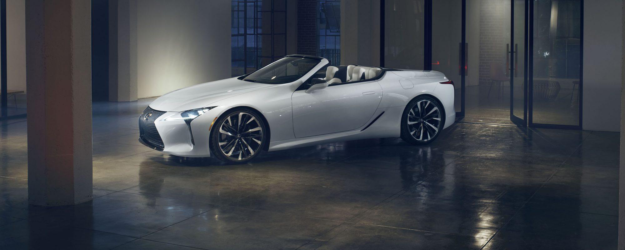 Lexus presenteert twee Europese primeurs op de Autosalon van Genève 2019