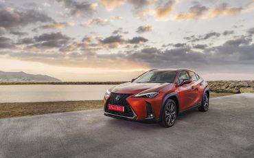 Lexus-UX-Sunrise