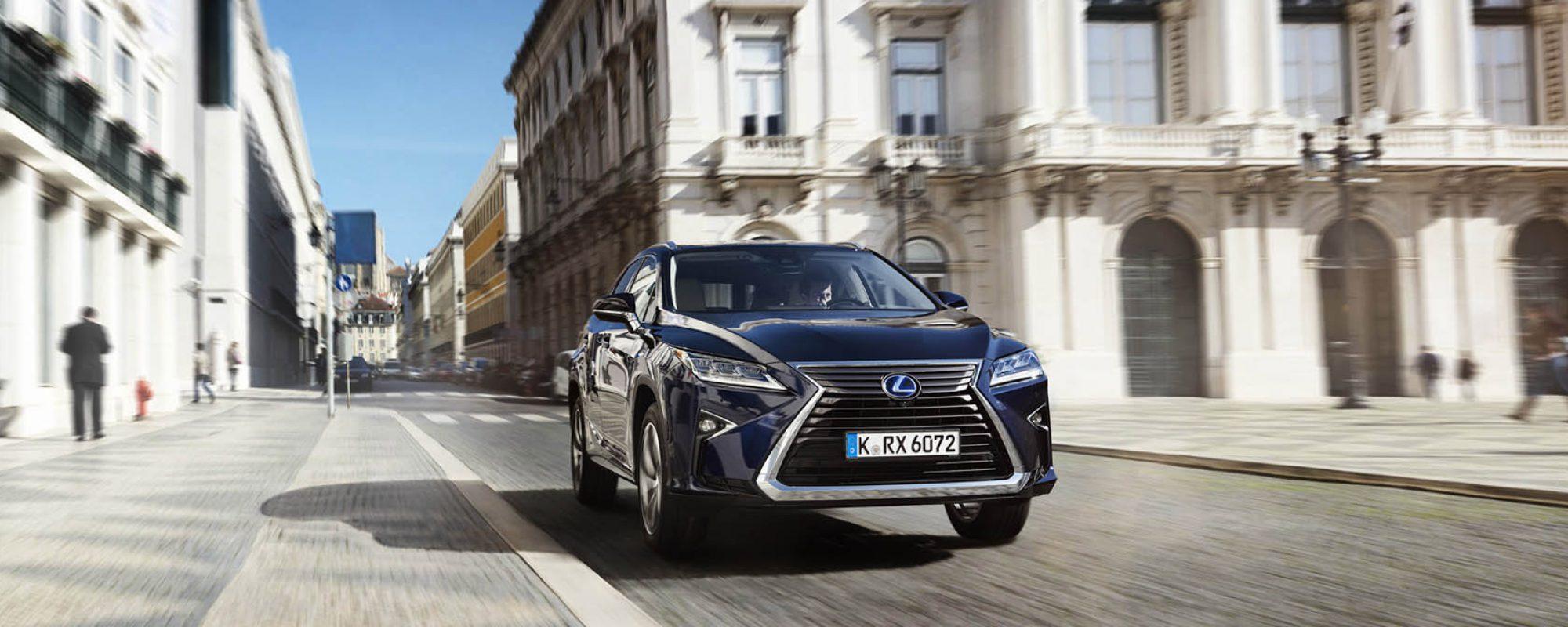 Lexus heeft derde jaar op rij de meest tevreden eigenaren