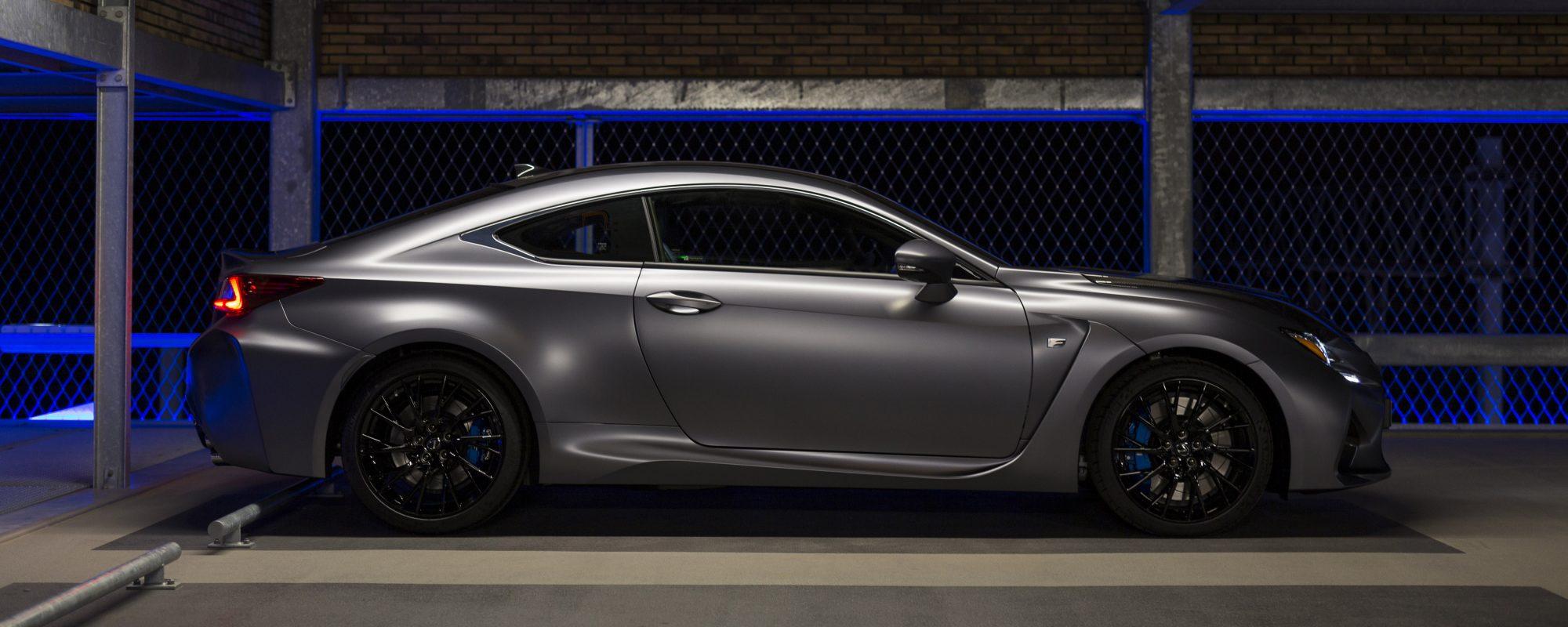 Lexus ontwikkelt reclamecampagne voor slechts één auto
