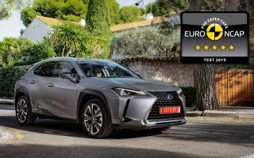 02-Lexus-UX-scoort-vijf-sterren-bij-Euro-NCAP-crashtest