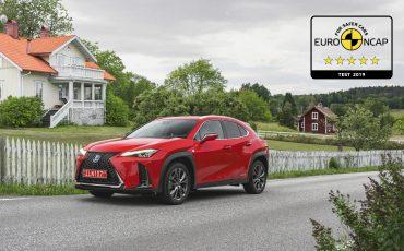 03-Lexus-UX-scoort-vijf-sterren-bij-Euro-NCAP-crashtest