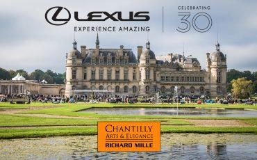 00-Lexus-viert-dertigste-verjaardag-tijdens-Chantilly-Arts-2019