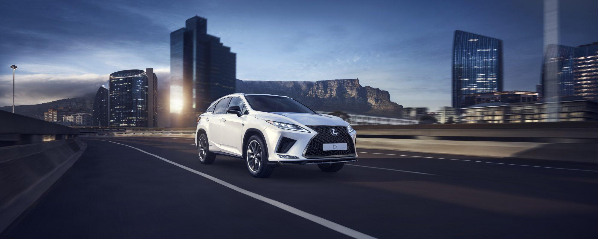 Vernieuwde Lexus RX: vanaf 76.995 euro
