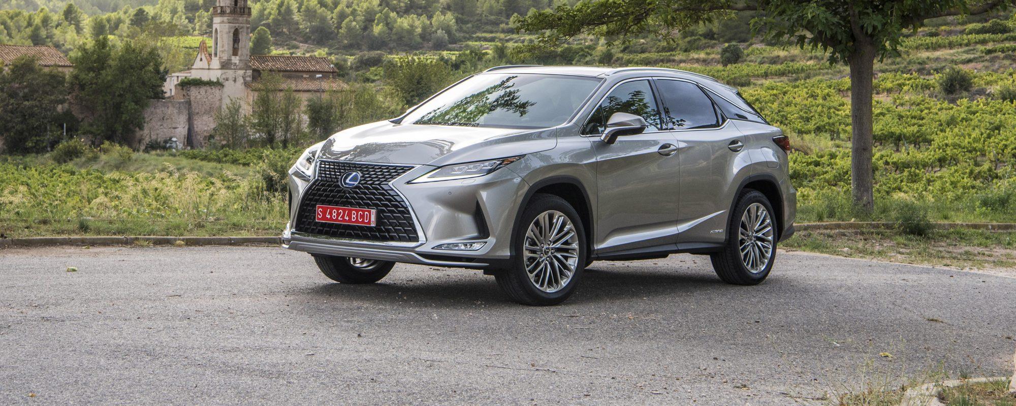 Nieuwe 2020 Lexus RX 450[h]