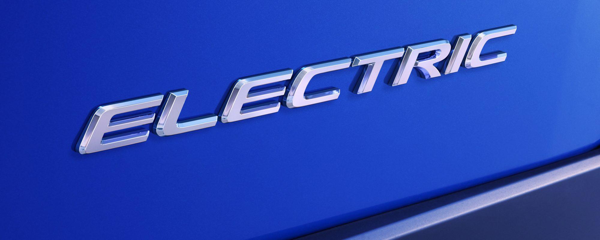 Volledig elektrische Lexus debuteert in China