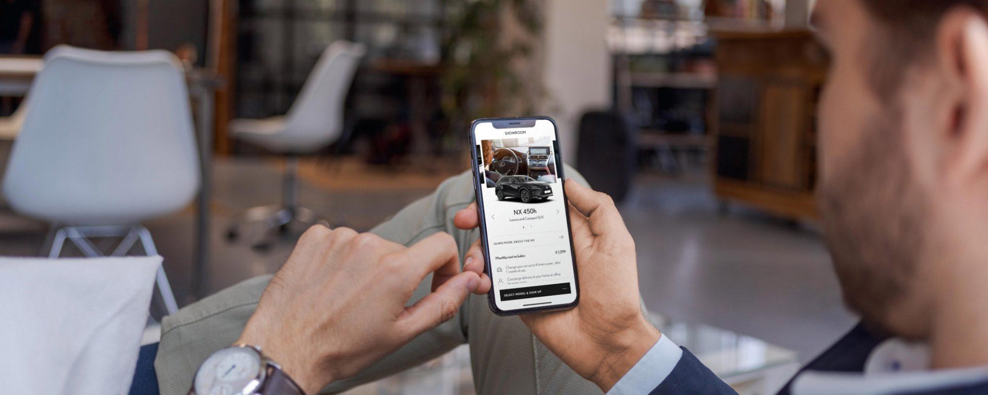 Lexus One: flexibel abonnement op maat