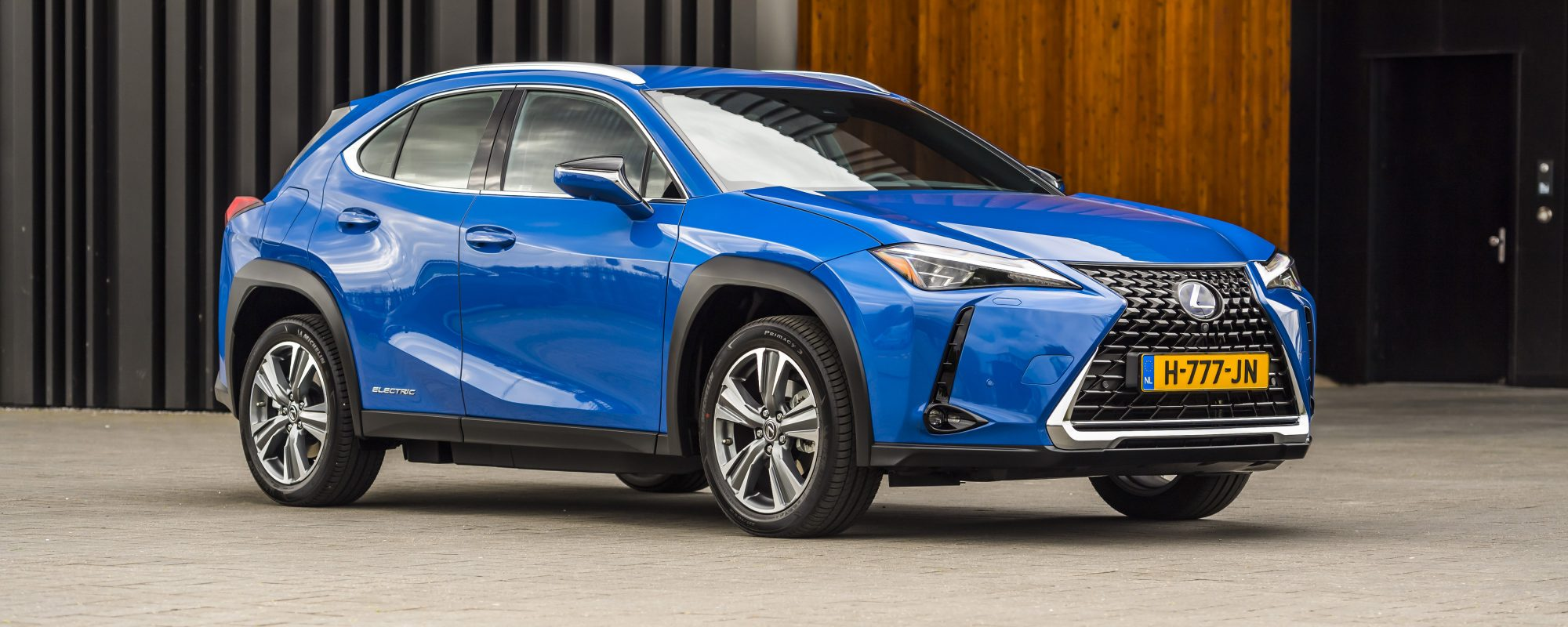 De Lexus UX 300[e] Electric – gebouwd volgens Lexus DNA