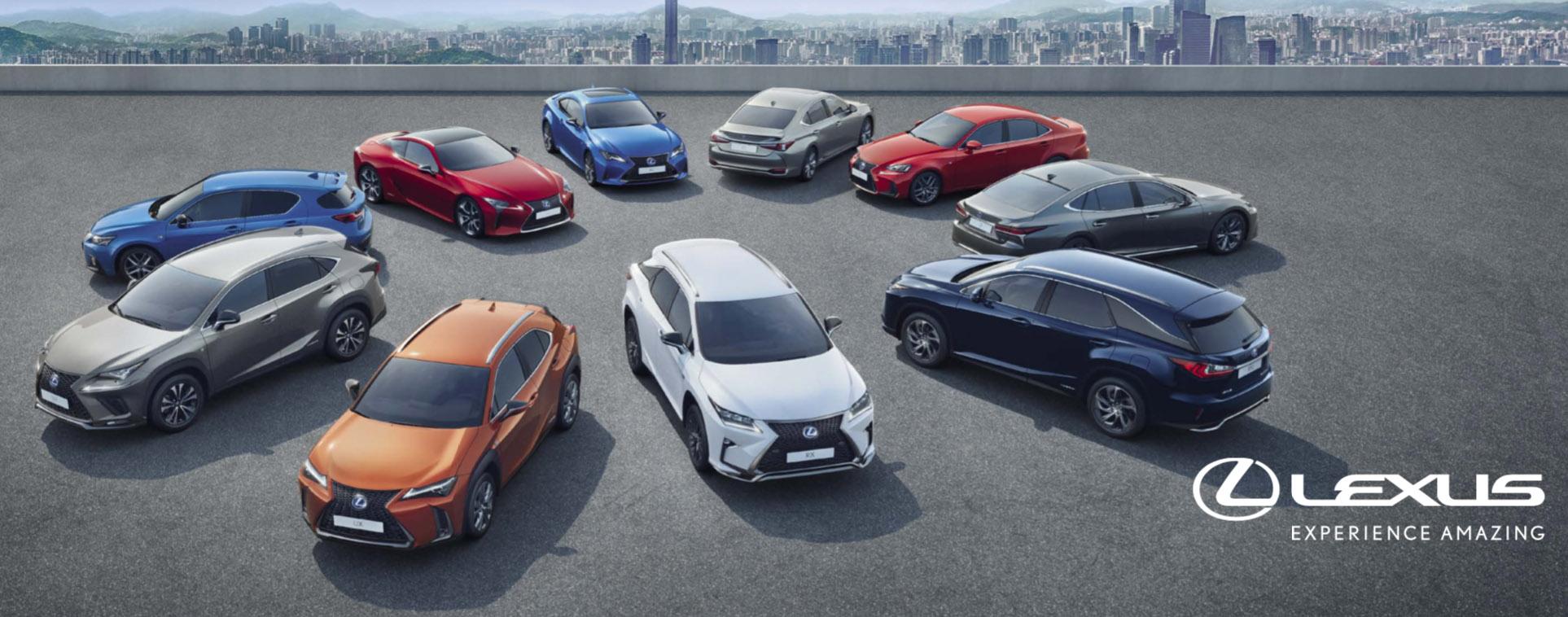Lezers AutoExpress roepen Lexus voor het vierde jaar op rij uit tot beste automerk in Groot-Brittannië