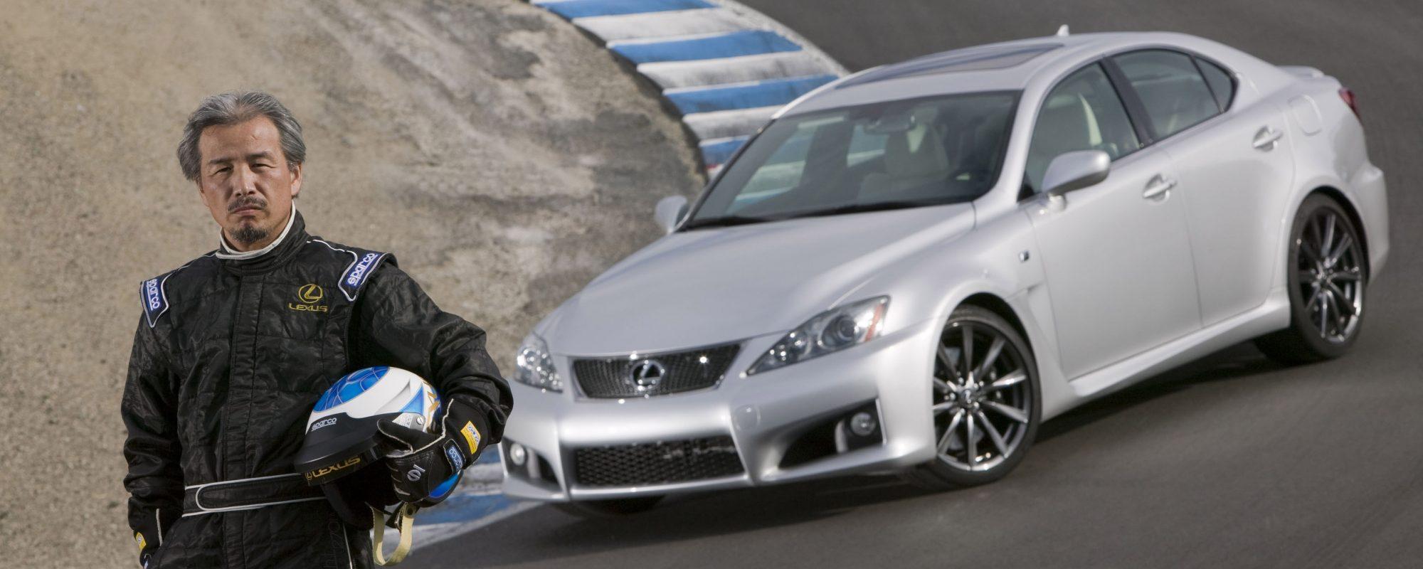 Yukihiko Yaguchi: een iconische Lexus-engineer gaat met pensioen