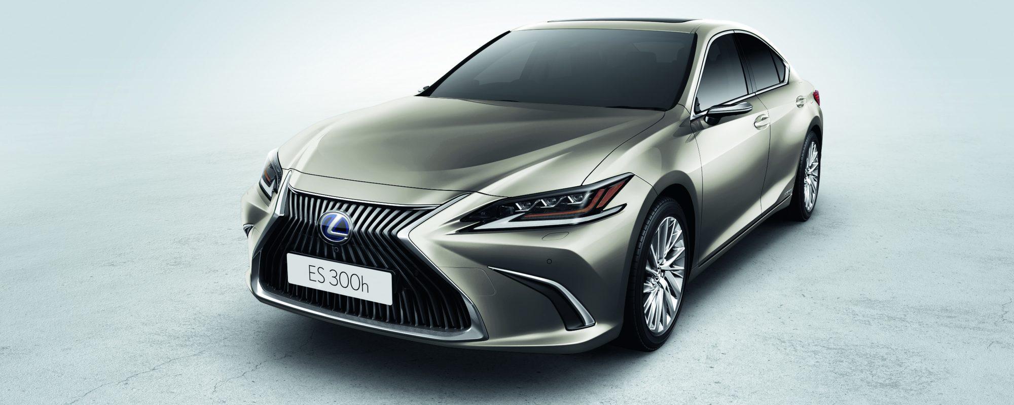 2021 Lexus ES: de volgende stap in luxe en hightech