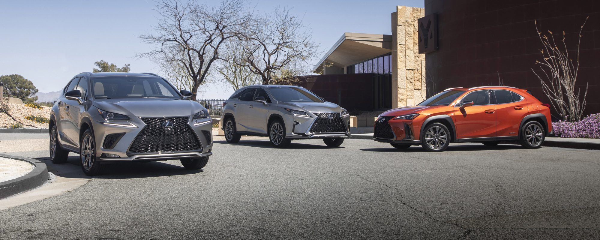 De vijf miljoenste luxe SUV van Lexus