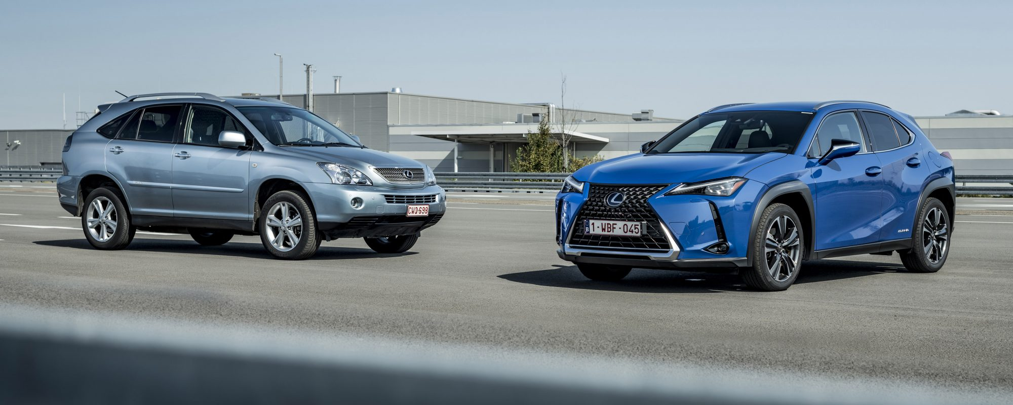 Lexus: 15 jaar hybride-efficiency