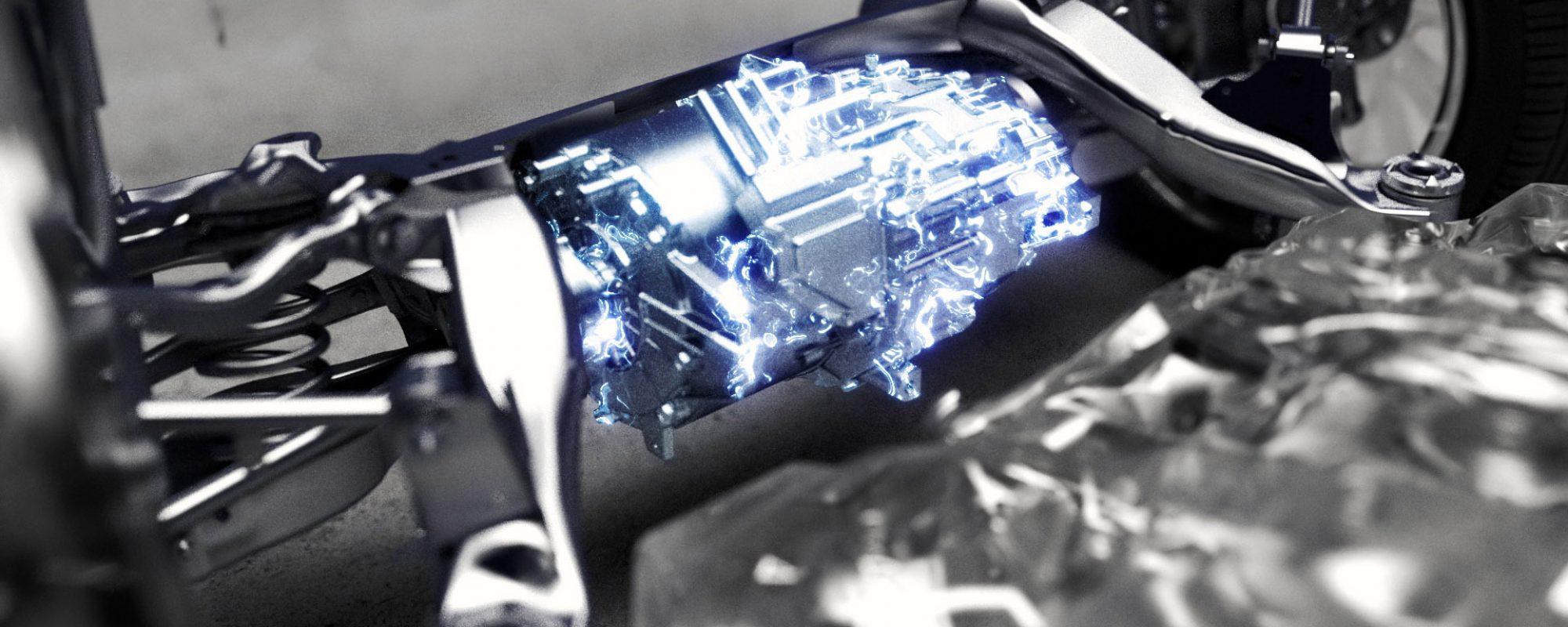 DIRECT4: innovatief aansturingssysteem voor elektrische aandrijving van Lexus