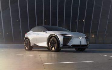 Visie op een nieuw tijdperk voor Lexus: de LF-Z Electrified