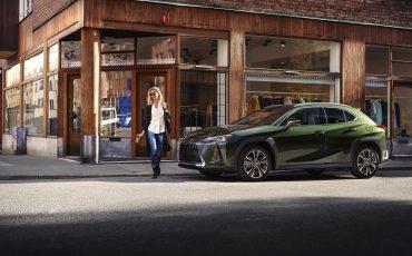 Lexus UX Preference Line: benzine of hybride