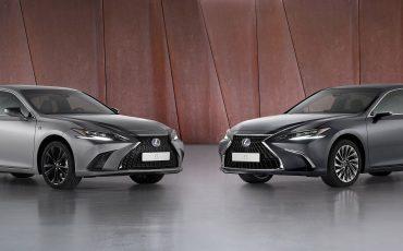 Verdere verfijning op alle fronten: de nieuwe Lexus ES