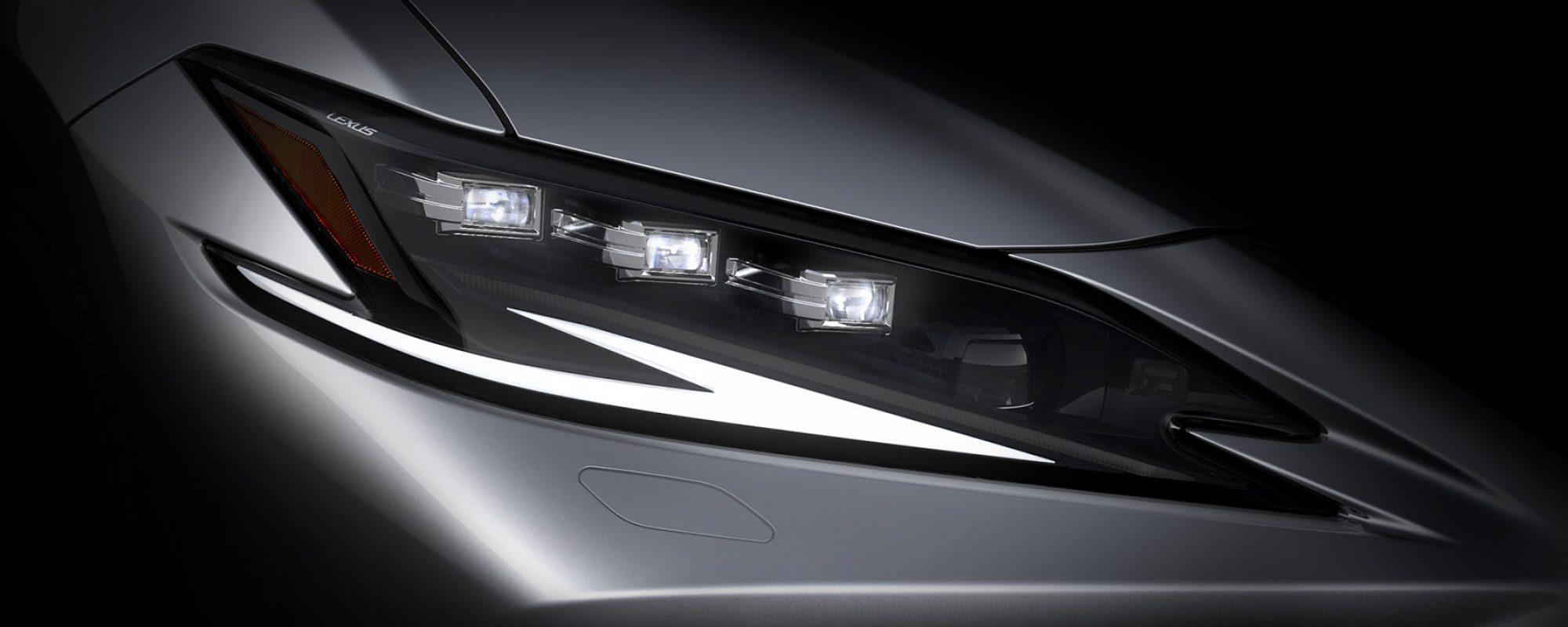 Lexus onthult de nieuwe Lexus ES op 19 april 2021
