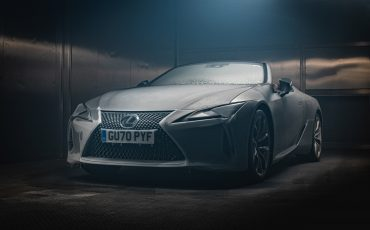 IJskoud de comfortabelste: Lexus LC Convertible