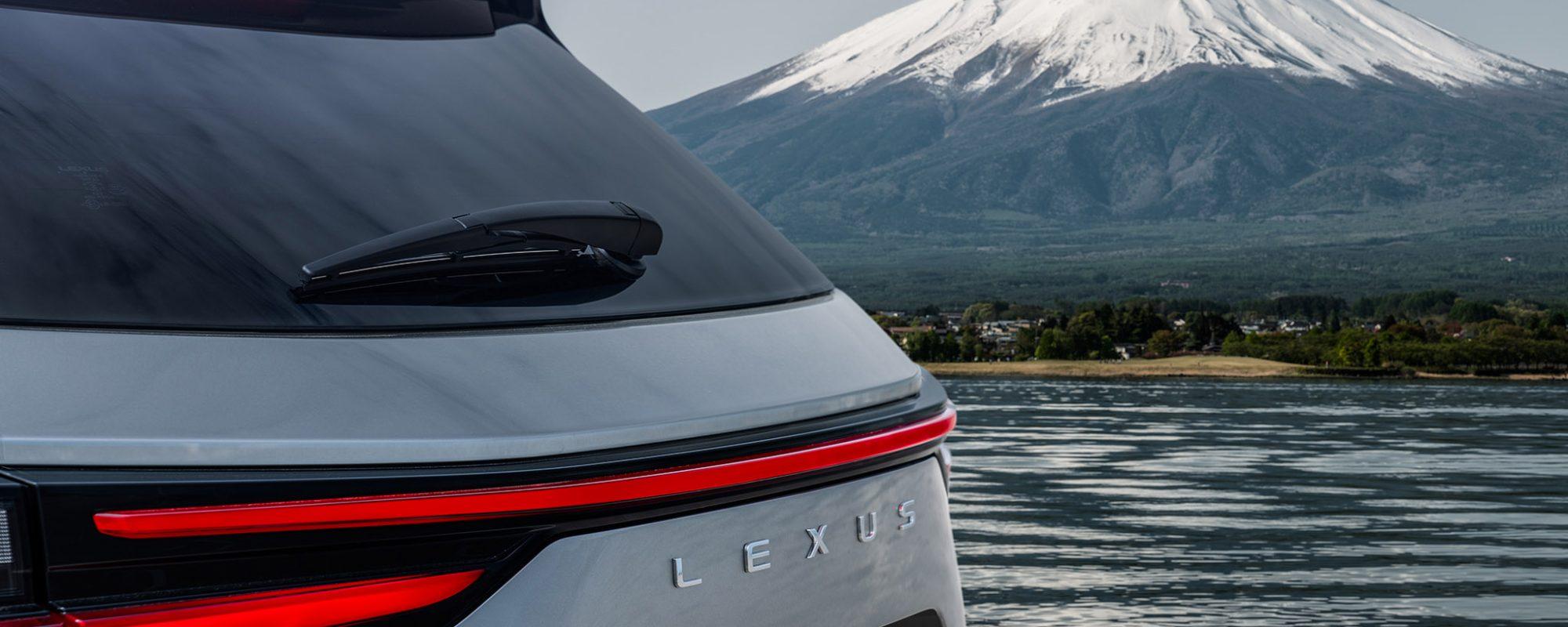 Nieuwe Lexus NX klaar voor zijn werelddebuut