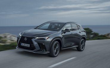 Nieuwe design-DNA van Lexus: de nieuwe Lexus NX